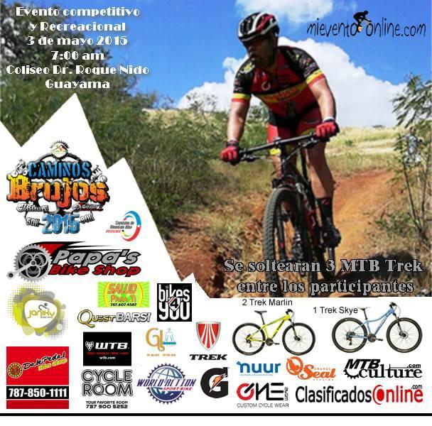 Caminos Brijos Challenge 2015
