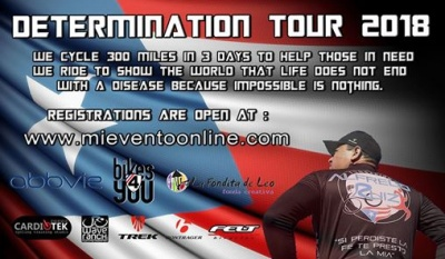 Determination Tour 2018