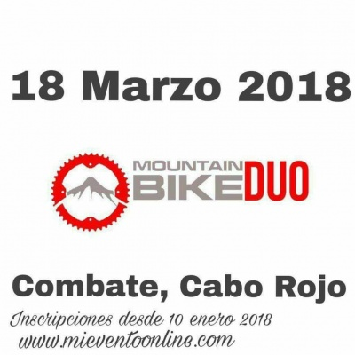 Mountain Bike DUO 2018