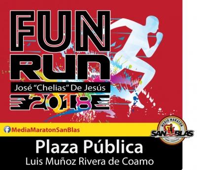 Fun Run José Chelias De Jesús