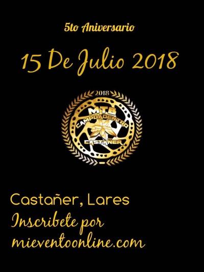 Castañer - MTB Campoadentro 2018