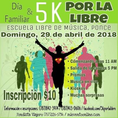 5K Por La Libre