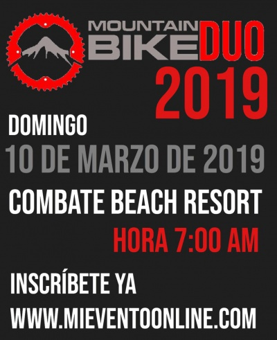 Mountain Bike DUO 2019