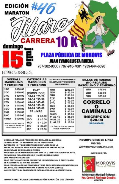 Maraton Del Jibaro #46