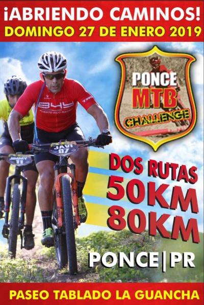 PONCE MTB CHALLENGE 2019
