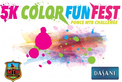 5K COLOR FUN FESTIVAL