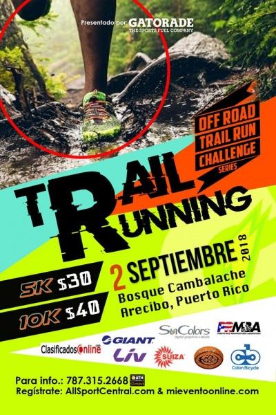 Off Road Trail Run - Cambalache