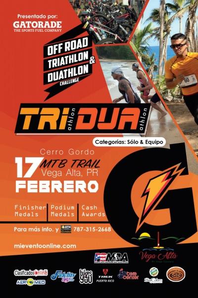Off Road Triathlon & Duathlon Challenge - Cerro Gordo