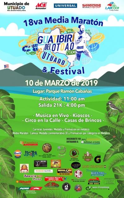 Guatibirí Del Otoao 2019