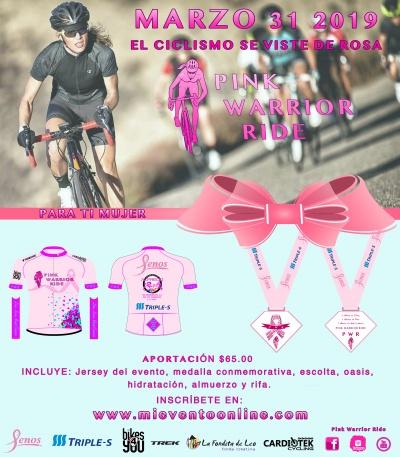 Pink Warrior Ride