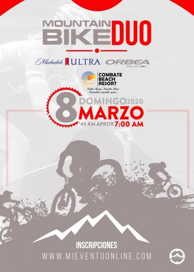 Mountain Bike DUO 2020