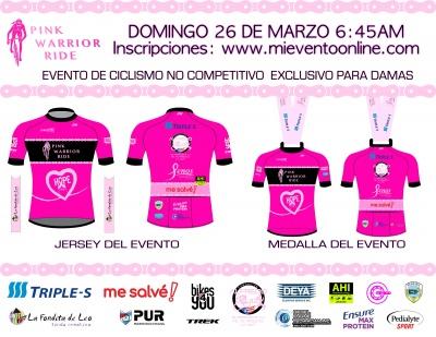 Pink Warrior Ride 2020