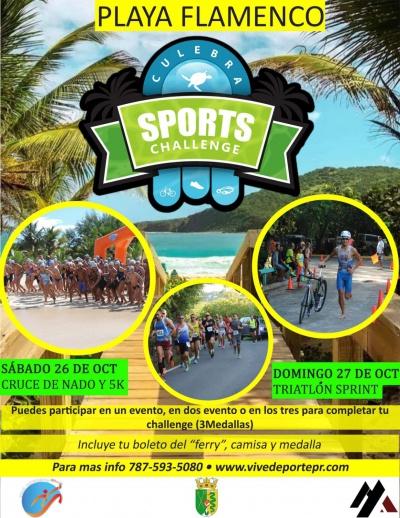 Culebra Sports Challenge
