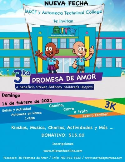 3ka Promesa de Amor