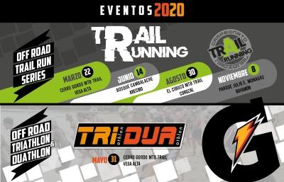 Off Road Trail Running Series - Corozal