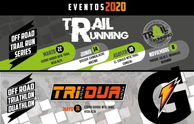 Off Road Trail Running Series - Bayamon