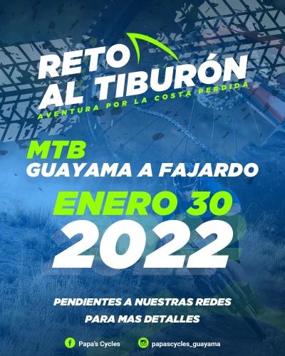 Reto Al tiburon 2022