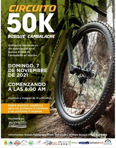 Circuito 50k Bosque Cambalache