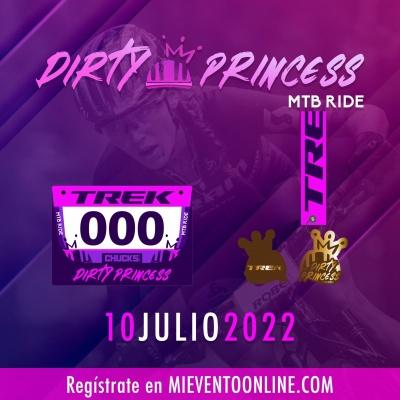 Dirty Princess MTB Ride 2022