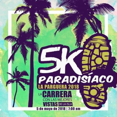 5K PARADISIACO LA PARGUERA 2018